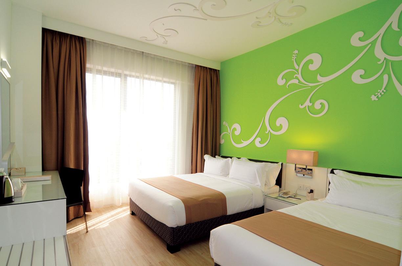Satellite Tv Internet >> Kings Green Hotel - Melaka